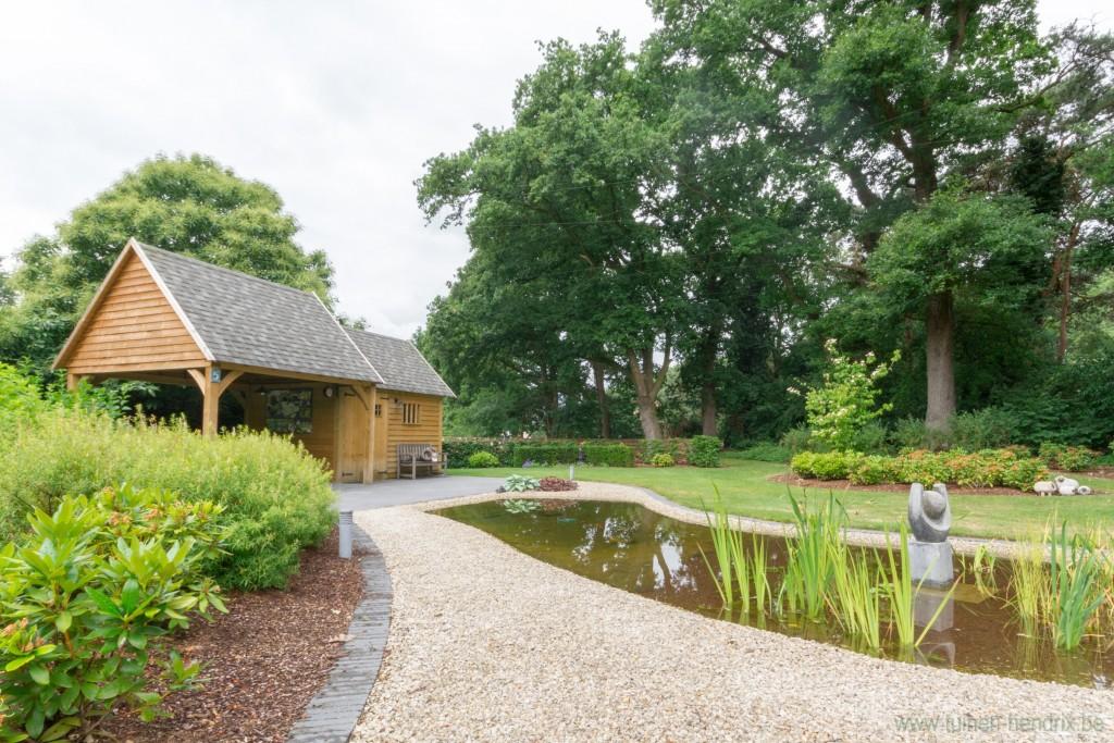 Tuinaanleg tuin aanleggen tuinen hendrix for Landelijke tuin aanleggen