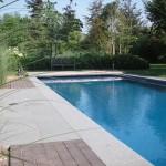 Zwembad omgebouwd tot zwemvijver